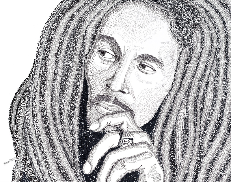 Describe your current mood with emoticons - Page 19 Bob-marley-artwork