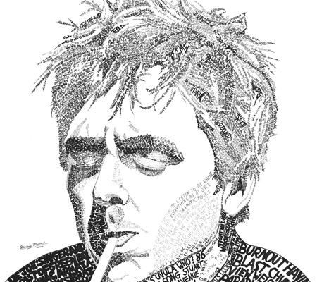 Green Day Billie Joe Artwork